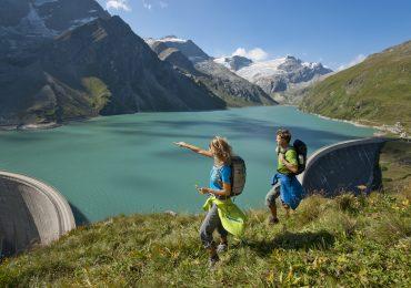 Wasserreiches Salzburger Land