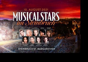 Musical Stars im Steinbruch St. Margarethen