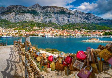 Saisonabschluss an der Riviera von Makarska