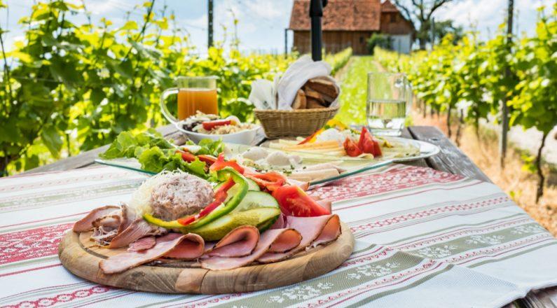 kulinarischen Genuss und auch noch das Tanzbein schwingen