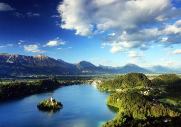 Zum Oberkrainerfest nach Bled